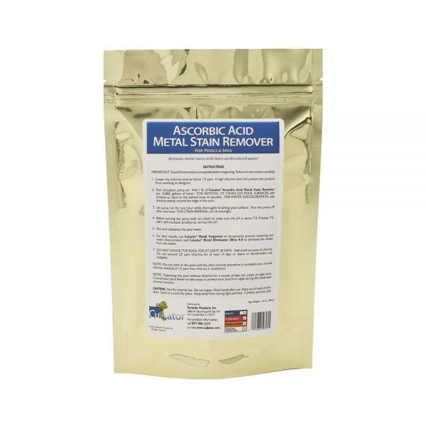 Ascorbic Acid Metal Stain Remover (Iron)