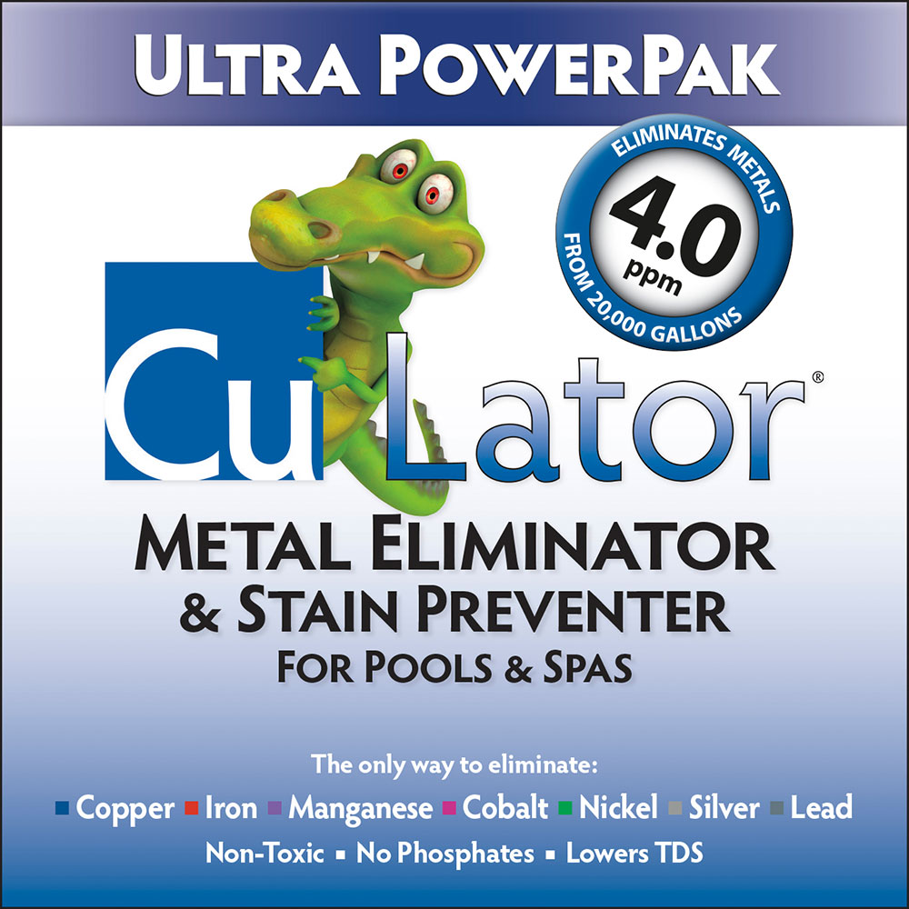 Copper Pool Stain Remover Bundle