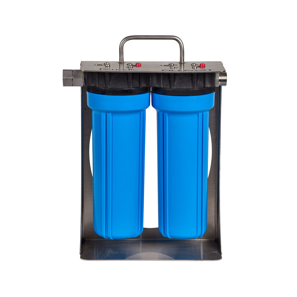 FillFast Marine Metal Remover + Water Pre-Filter System with Patented Chelok Filter
