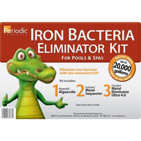 Iron Bacteria Eliminator Kit