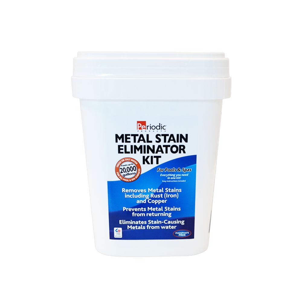 Metal Stain Eliminator Kit