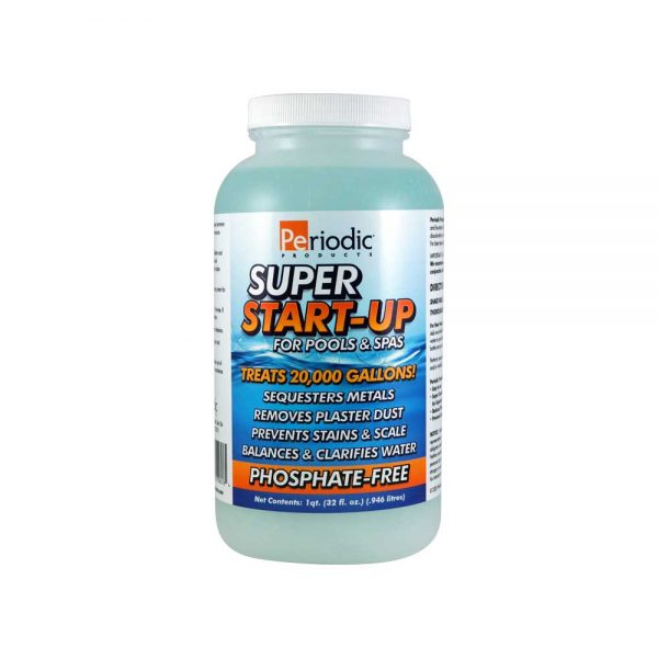 Pool Start-Up Kit for a Metal-Free and Stain-Free Pool